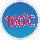 Maximum Short Circuit Temperature 160°C (Max 5s)