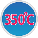 Maximum Short Circuit Temperature 350°C (Max 5s)